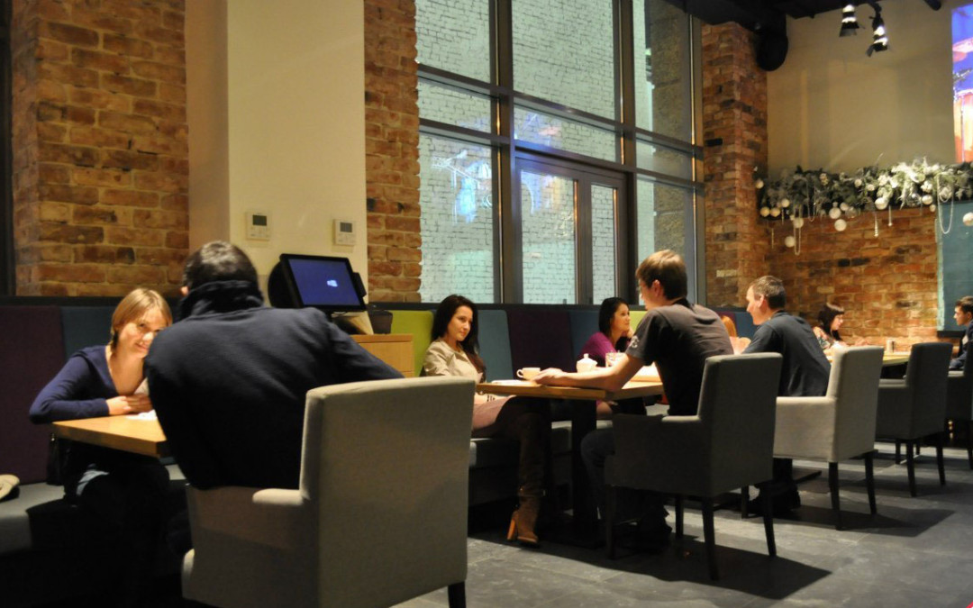 Speed dating in the office